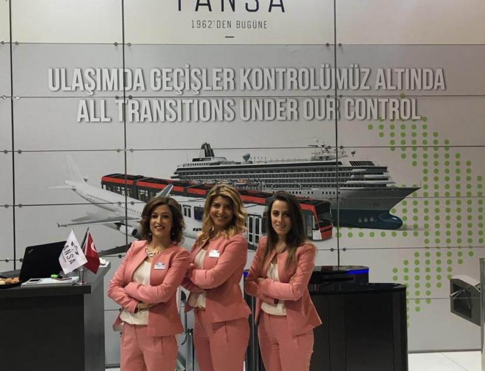 2017 Intertraffic Istanbul Fair