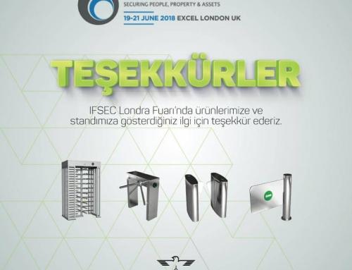 IFSEC Londra International
