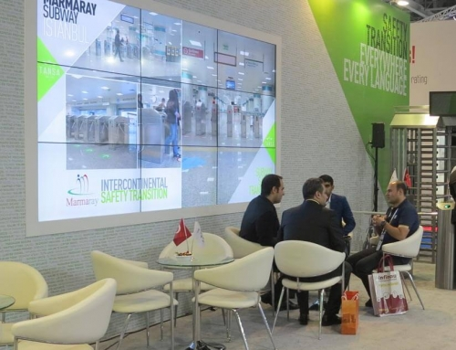 2018 Intersec Dubai Fuarı