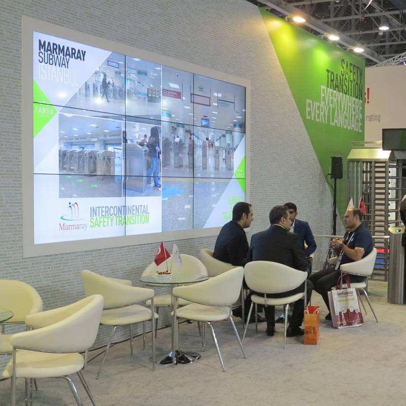 2018 Intersec Dubai